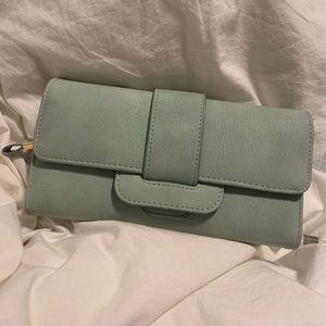 Handbags - Mint Wallet